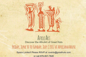 AfricArt Great Huts