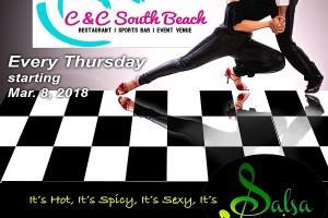 Latin Night @ South Beach