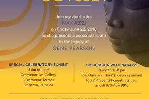 Ja Arts Odyssey at Grosvenor
