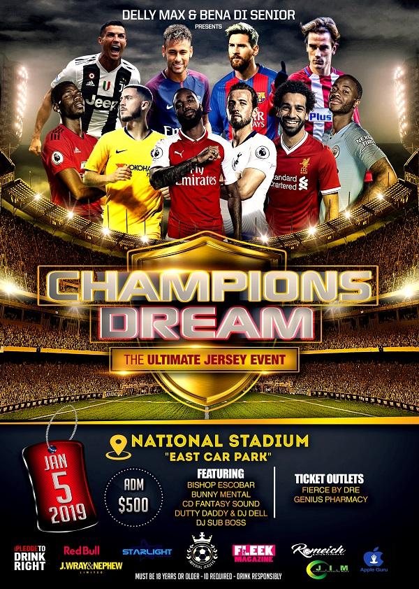 Champion Dream 2019